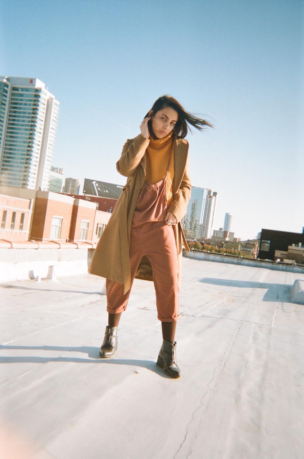 androgynous style - romwe clothing